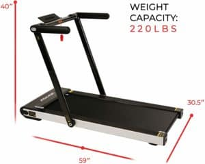 Sunny Health & Fitness ASUNA 8730 Treadmill Review