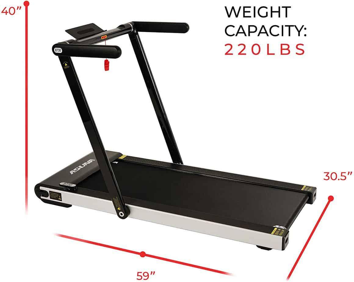 Sunny Health & Fitness ASUNA 8730 Treadmill Review
