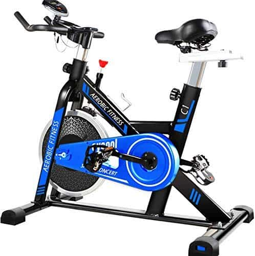 Cycool Belt Drive Stationary Bike (C1)