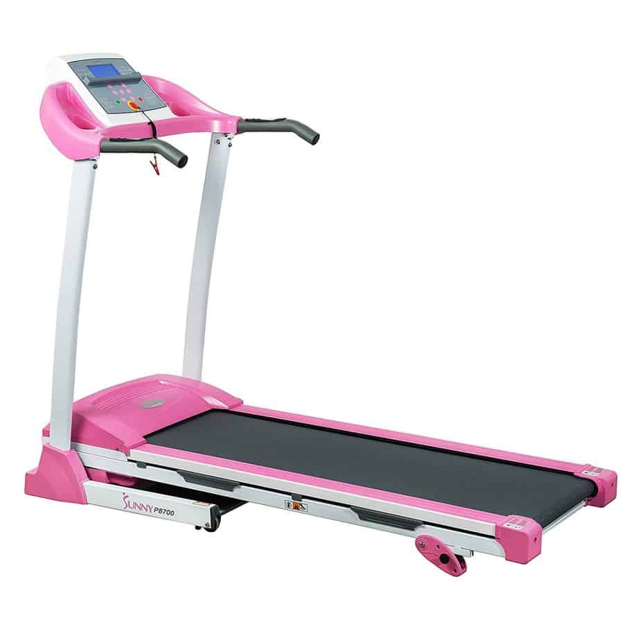 Sunny Health & Fitness P8700 Treadmill Review