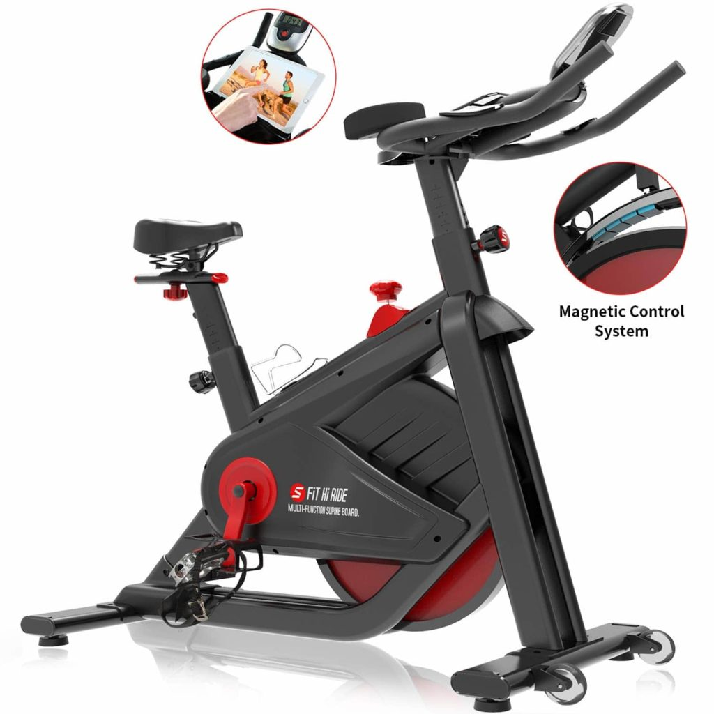 SNODE FIR Magnetic Indoor Cycling Bike 8722