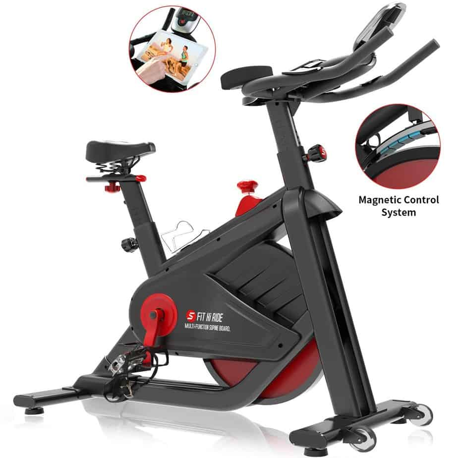 SNODE FIR Magnetic Indoor Cycling Bike 8722 Review