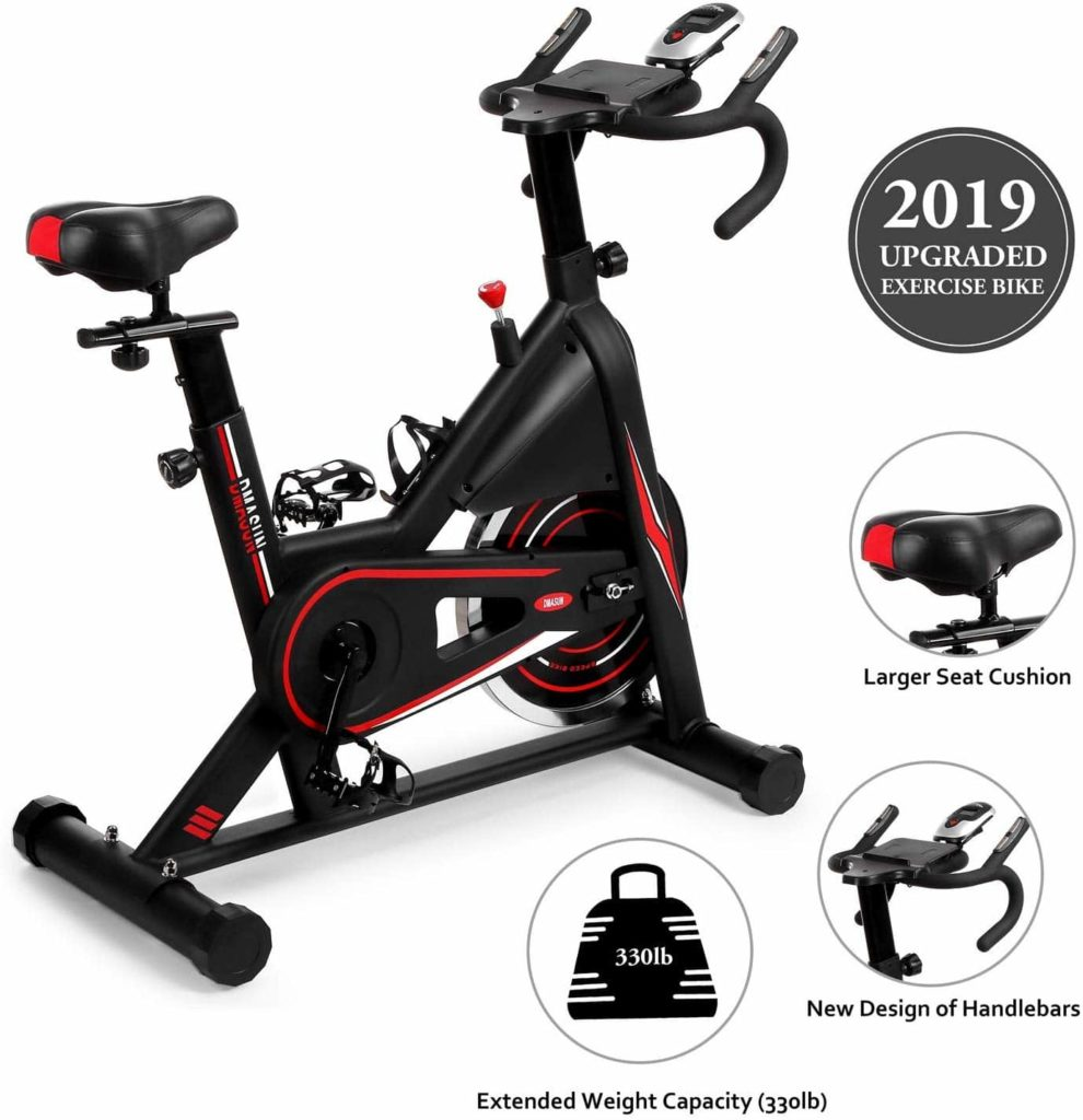 DMASUN Exercise Stationary Bike