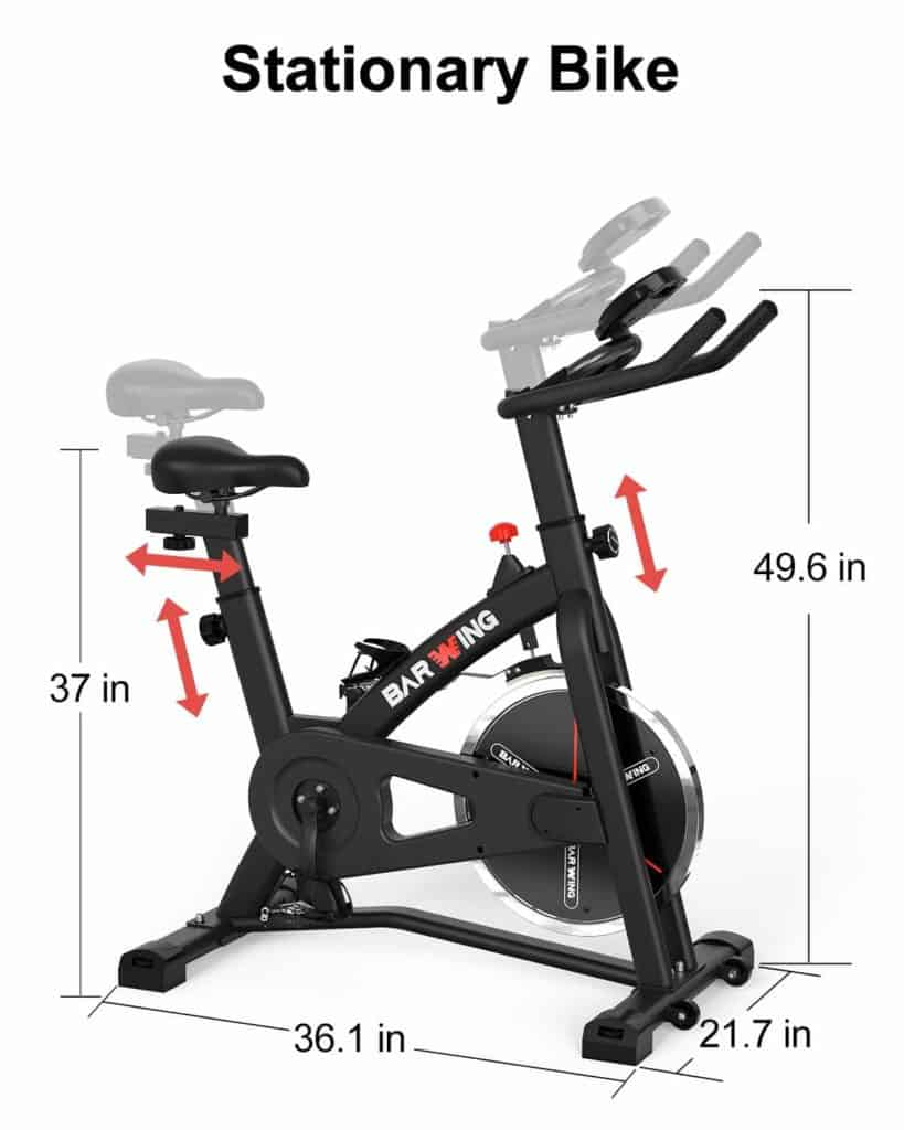 BARWING Indoor Exercise Bike