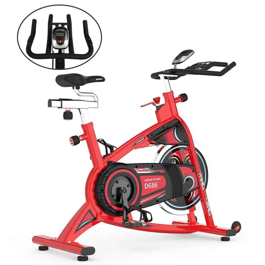 The Pooboo D686 Indoor Cycling Bike