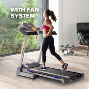 UMAY Bluetooth Motorized Treadmill