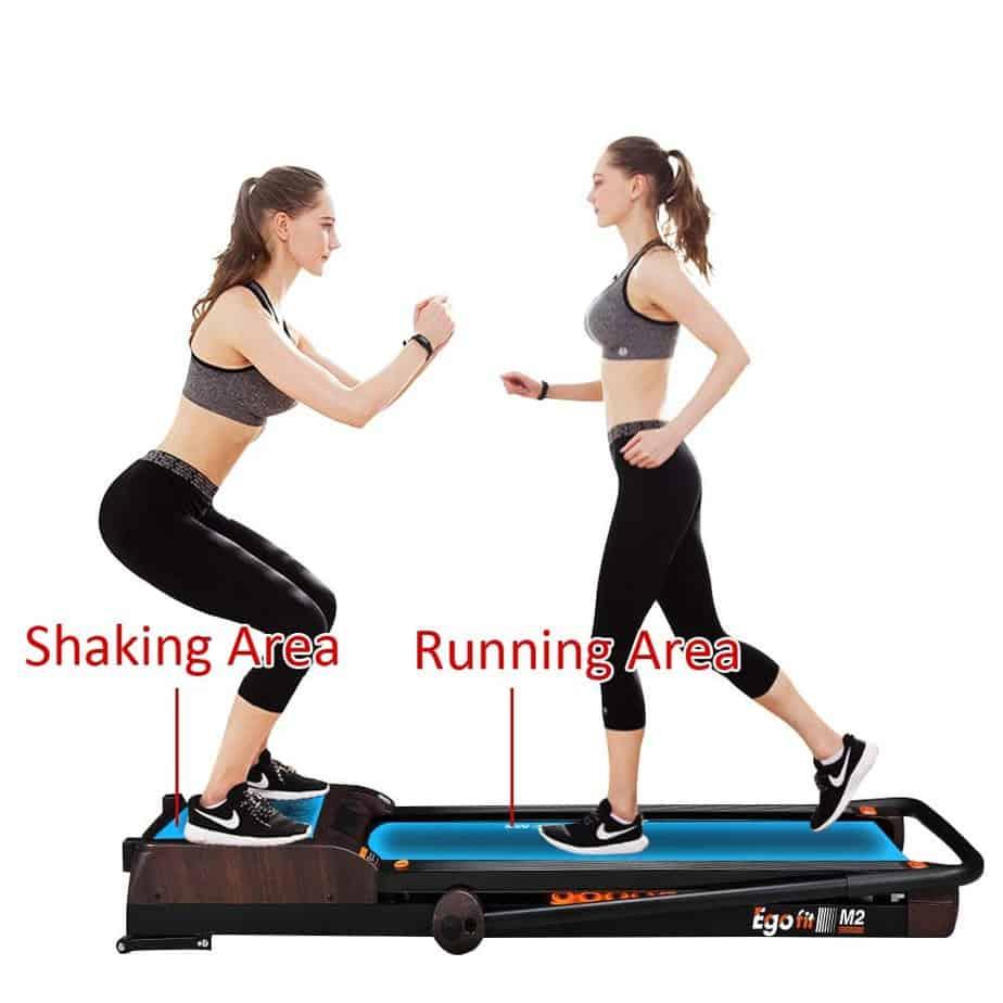 Egofit M2 Treadmill