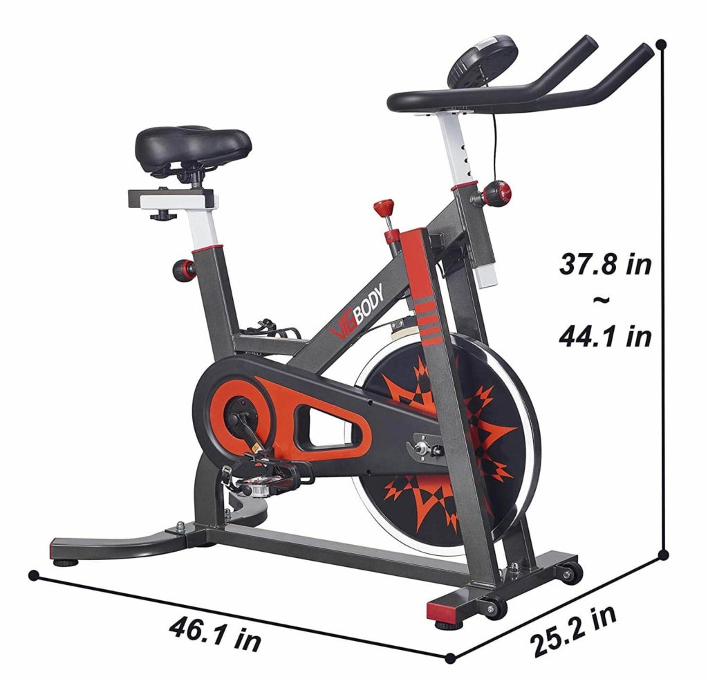 VIGBODY HL-5801 Indoor Exercise Bike