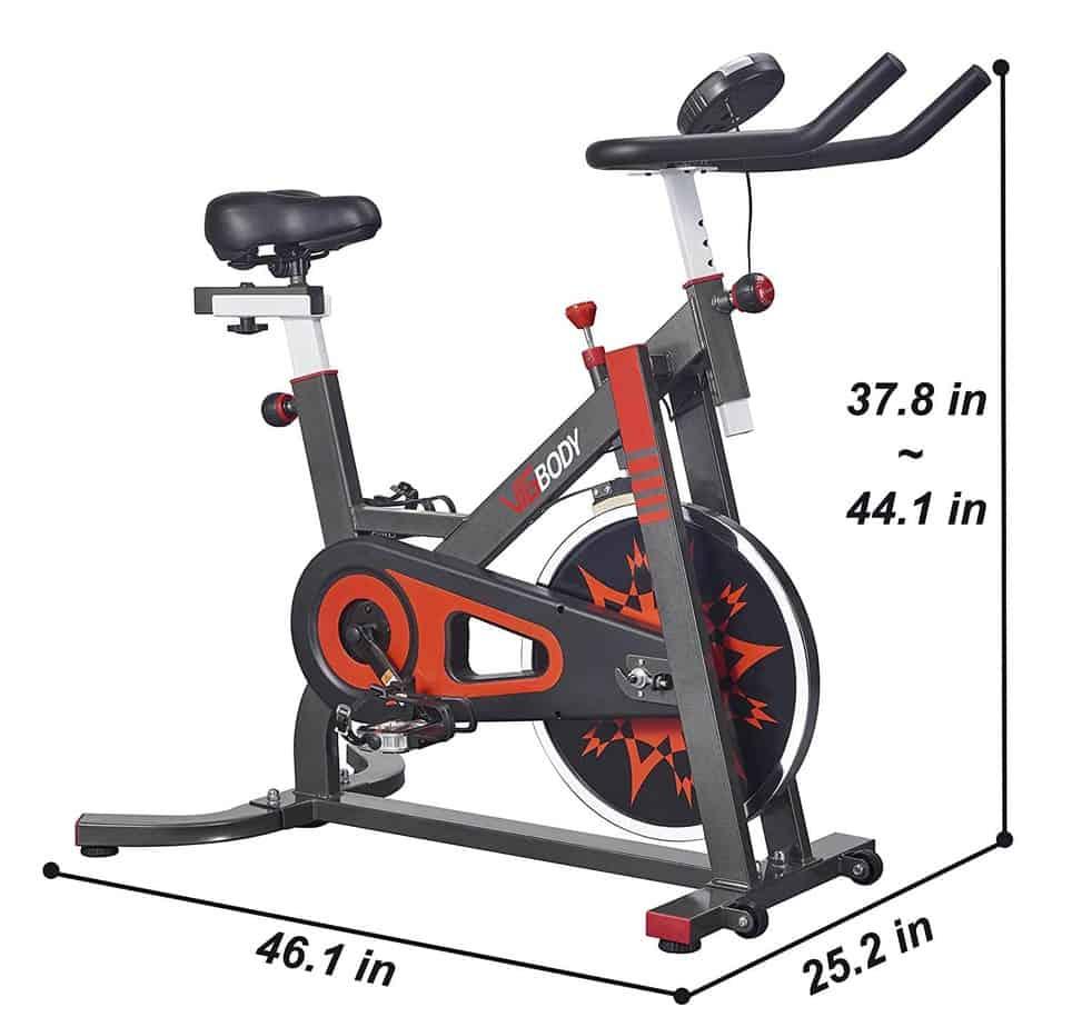 VIGBODY HL-5801 Indoor Exercise Bike