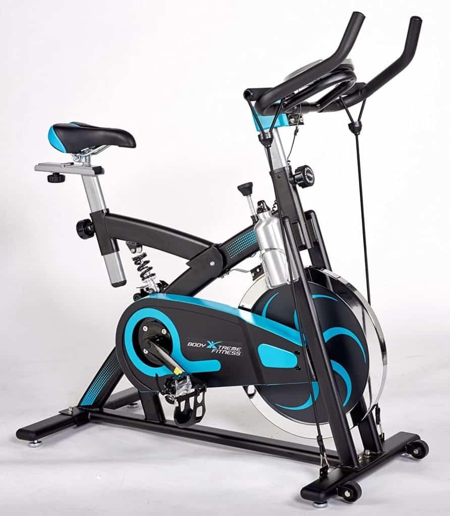 Body Xtreme Fitness Bundle BXF004 Exercise Bike