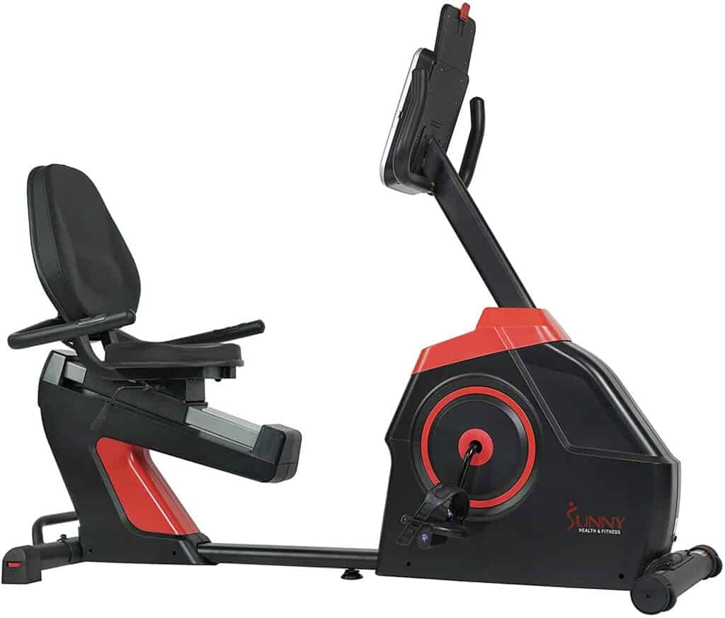 Sunny Health & Fitness SF-RB4954 Evo-Fit Cardio Recumbent Bike