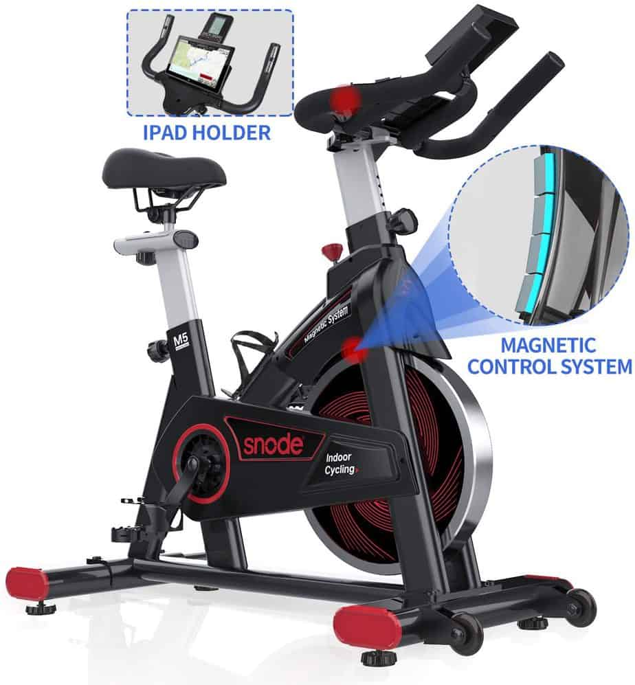 SNODE 8731 Indoor Cycling Bike