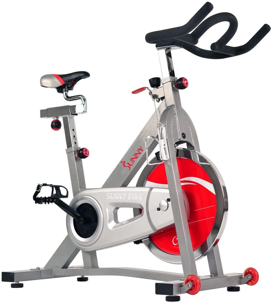 Sunny Health and Fitness Pro SF-B901B Indoor Cycling Bike