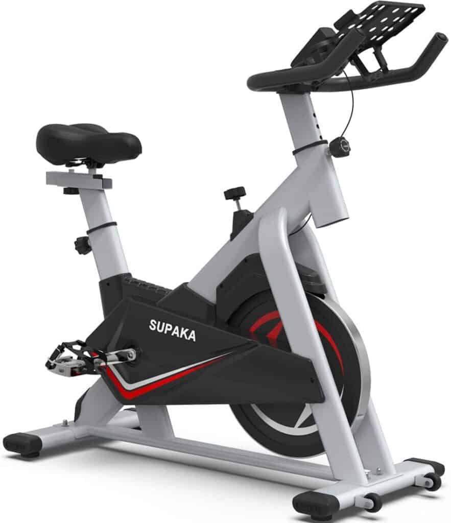 SUPAKA Indoor Magnetic Spin Bike