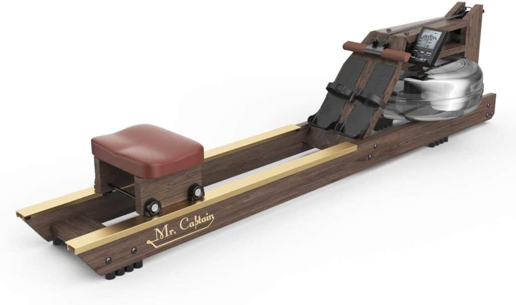 Mr. Captain Water Rowing Machine