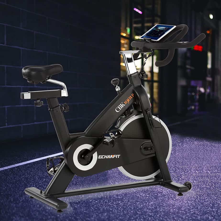 ECHANFIT CBK 1901P Magnetic Exercise Bike