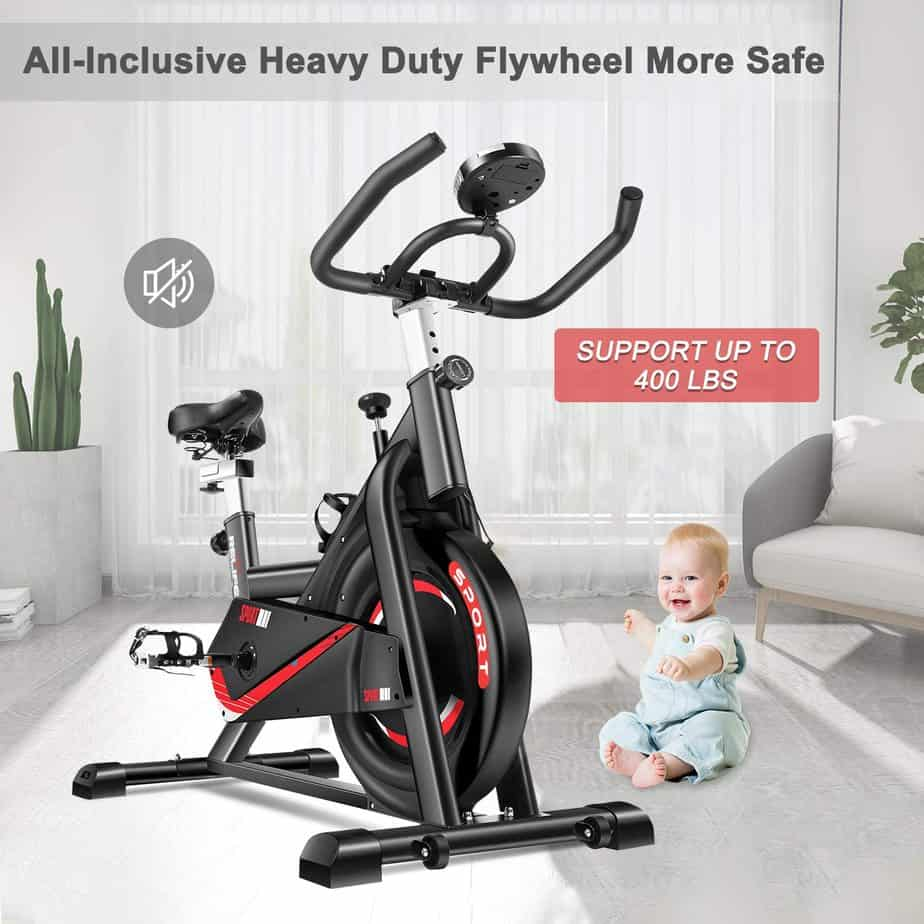 RELIFE REBUILD YOUR LIFE Indoor Cycling Bike