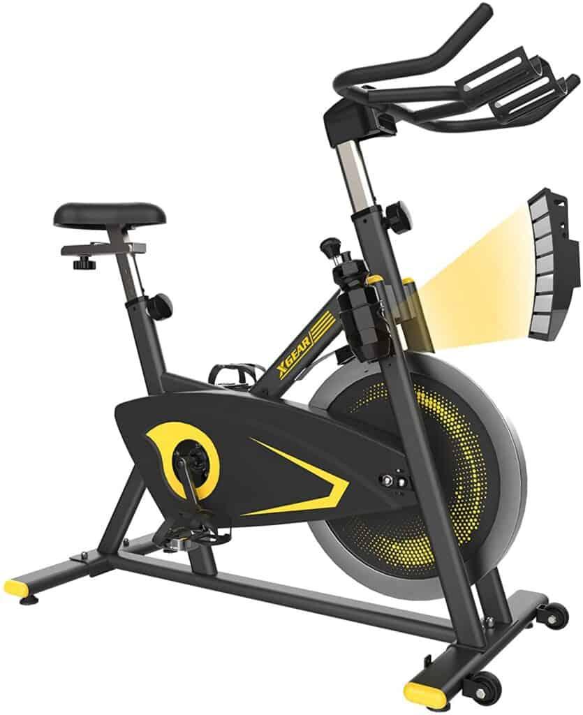 XGEAR Magnetic Indoor Exercise Bike