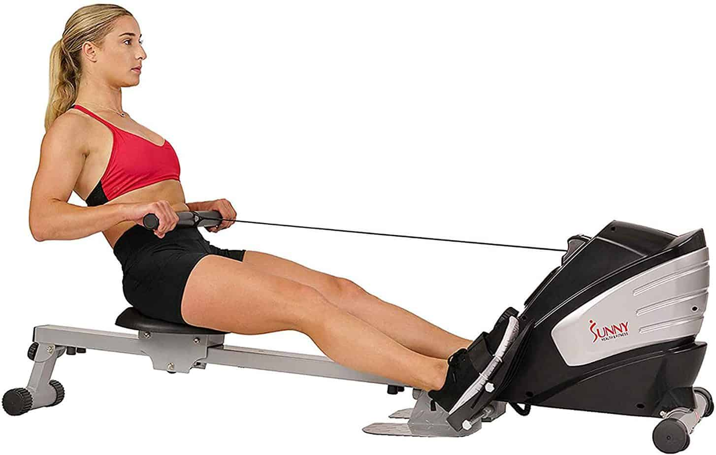 Sunny Health & Fitness SF-RW5622 Magnetic Rowing Machine