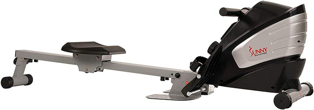 The Sunny Health & Fitness SF-RW5622 Magnetic Rowing Machine