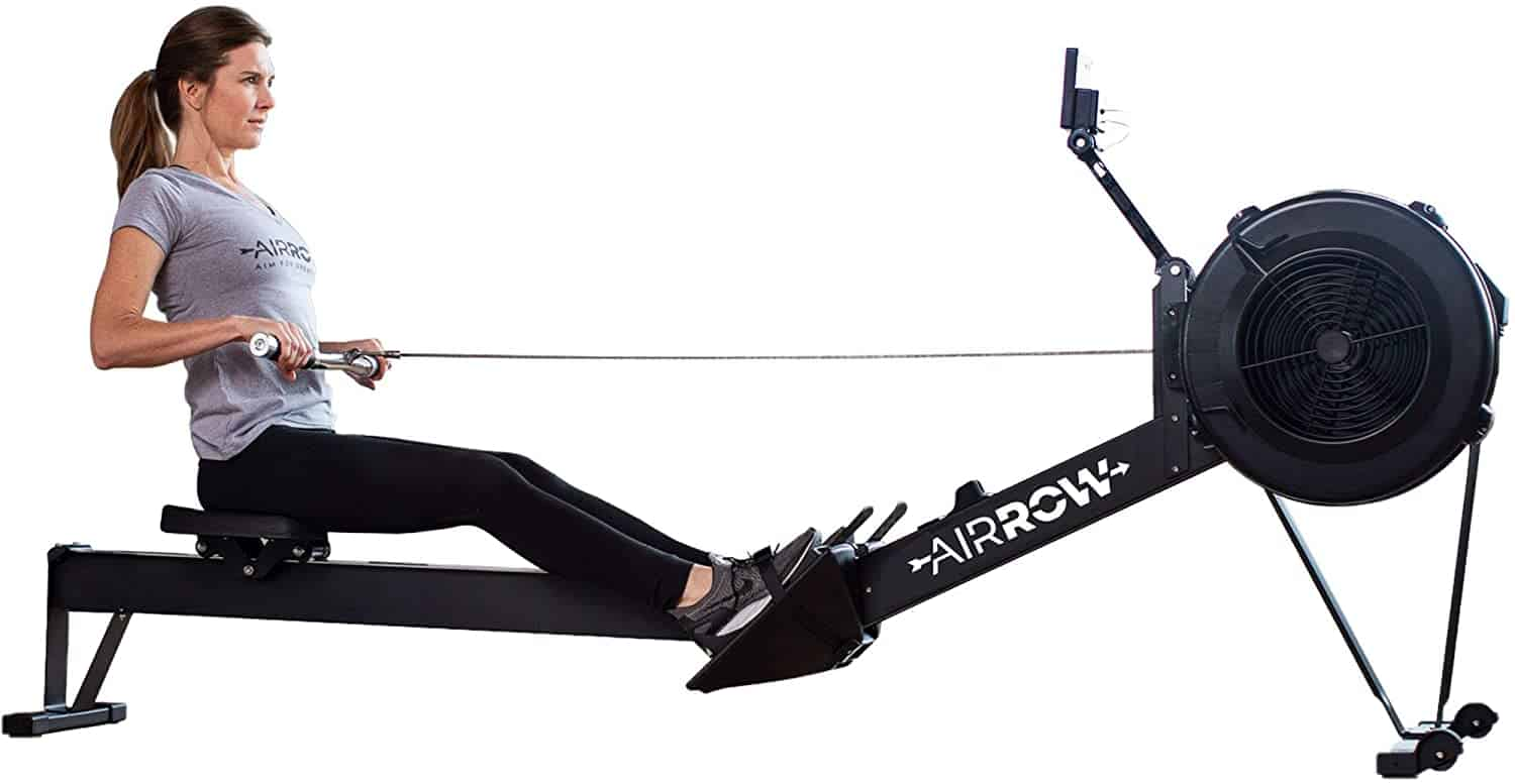 AirRow Fitness Rowing Machine