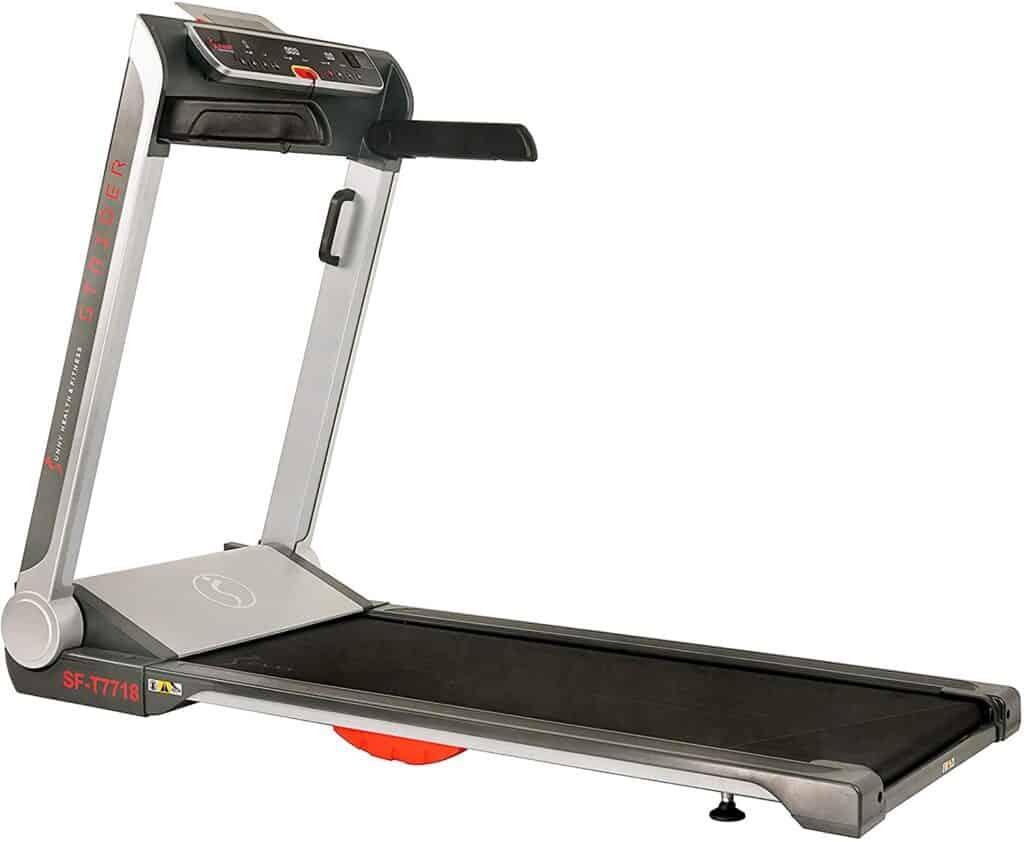 Sunny Health & Fitness SF-T7718 Electric Treadmill