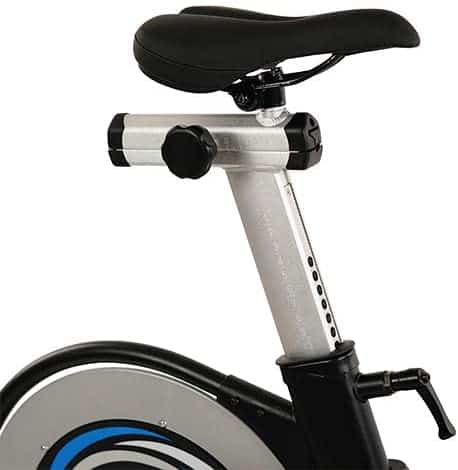 The seat of the Sunny Health & Fitness Asuna Sprinter 6100 Cycling Bike