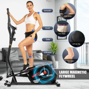 ANCHEER EM530 Magnetic Elliptical Trainer