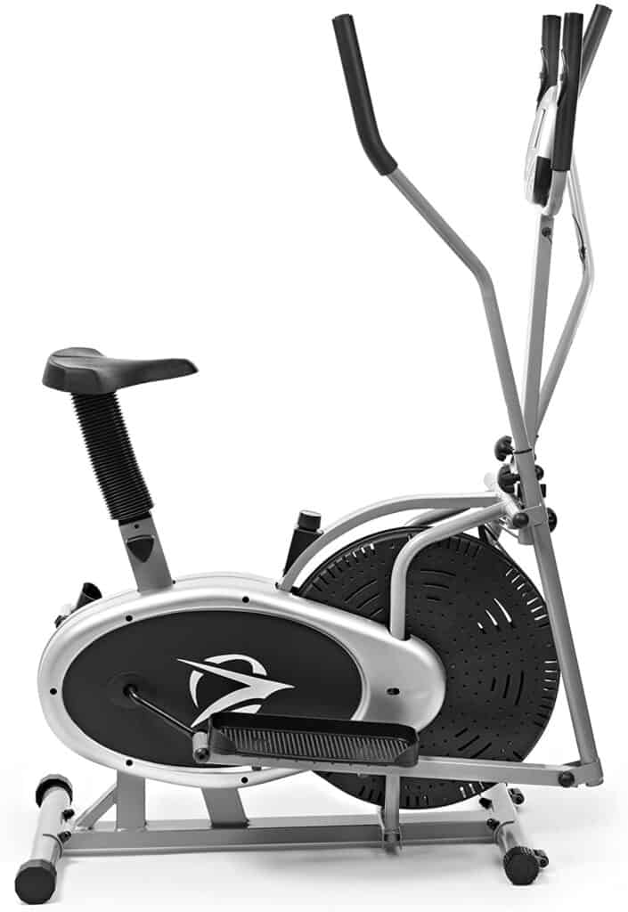 Plasma Fit 2350X-Pro Elliptical Cross Trainer