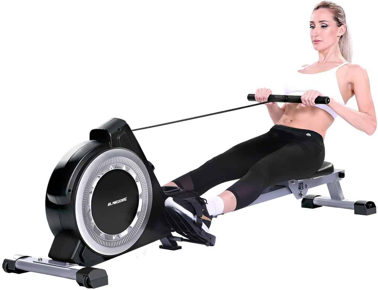 MaxKare RM-MKB901 Magnetic Rowing Machine