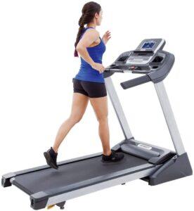 Spirit Fitness XT185 Folding Treadmill
