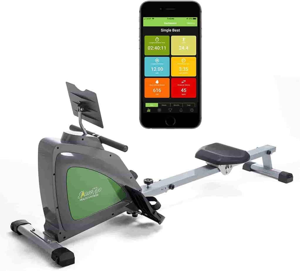 ShareVgo SRM1000 Rowing Machine