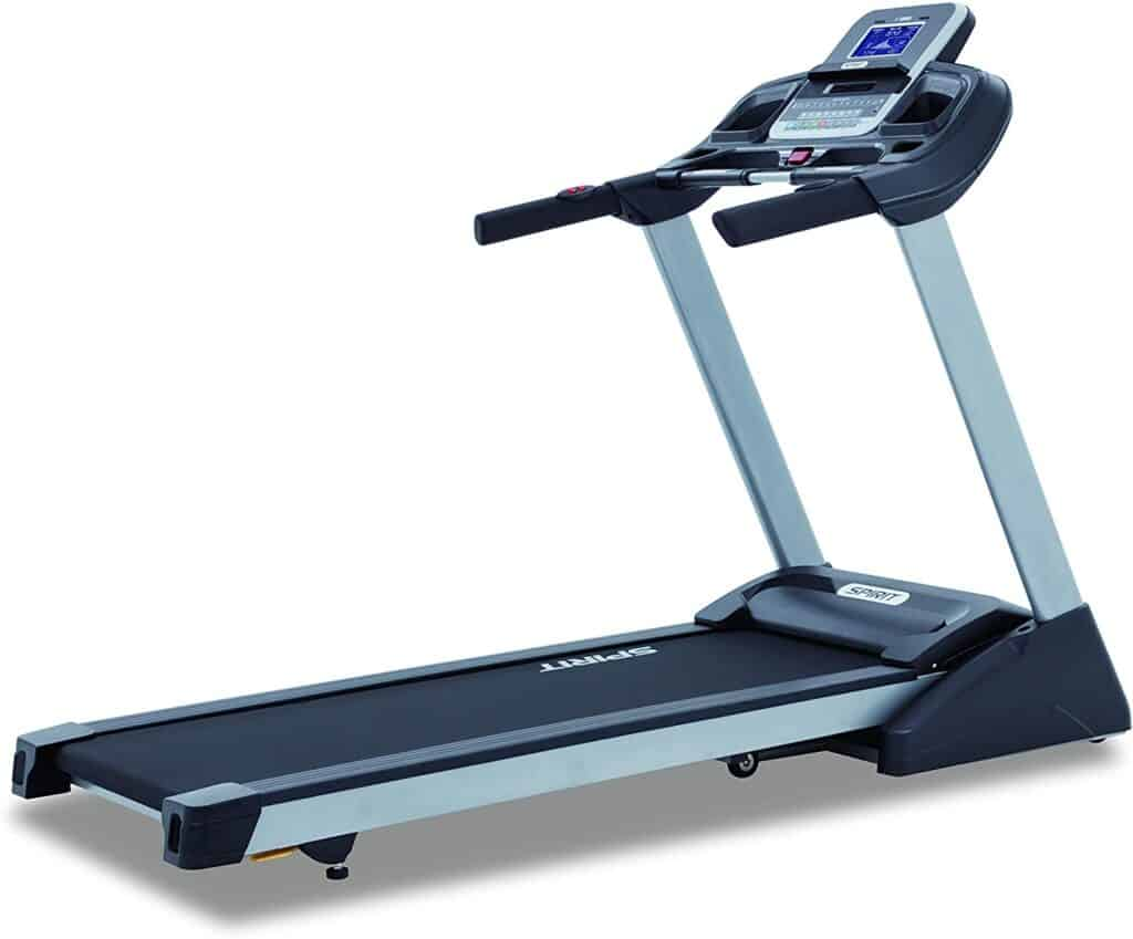 Spirit Fitness XT285 Folding Treadmill