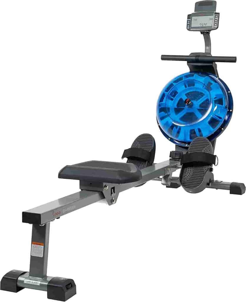Sunny Health & Fitness SF-RW5809 Hydro-Plus Resistance Rower