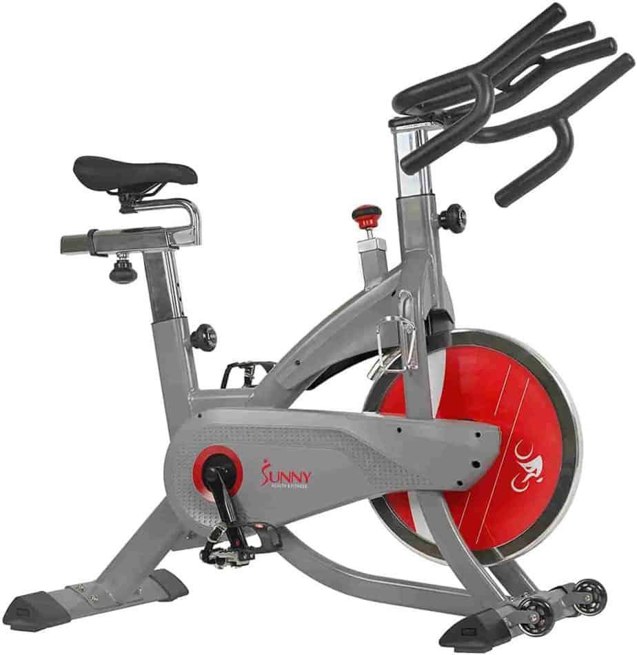 Sunny Health & Fitness SF-B1711 AeroPro Indoor Cycling Bike